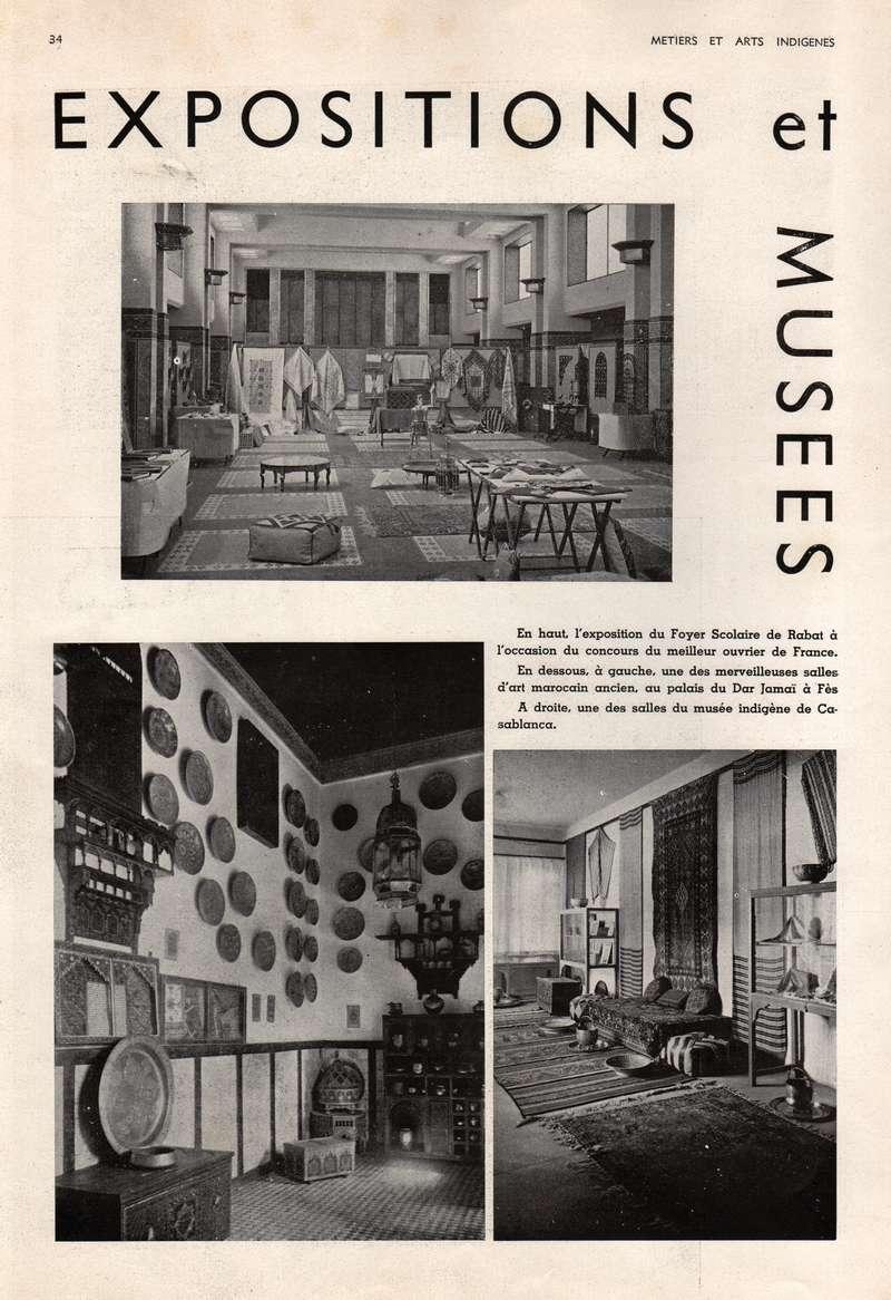 Métiers et Arts Indigènes - Page 2 Page_320