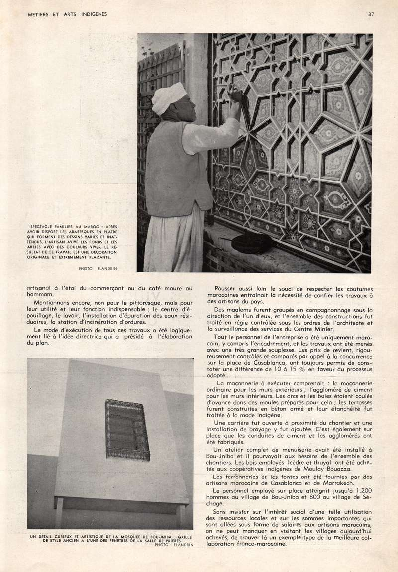 Métiers et Arts Indigènes - Page 2 Page_323