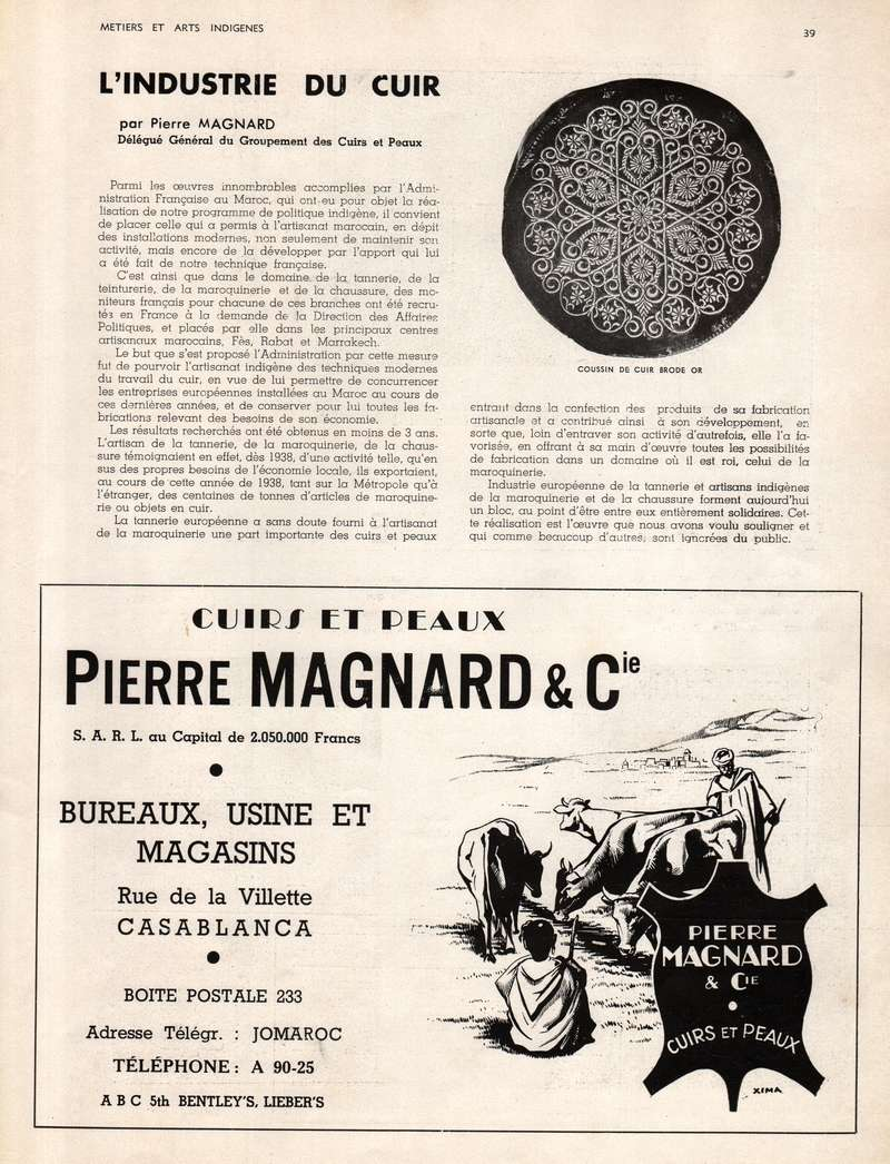 Métiers et Arts Indigènes - Page 2 Page_325