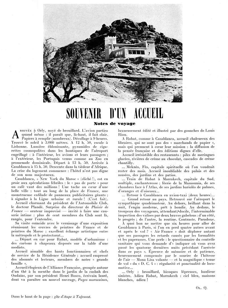 Plaisir de France spécial MAROC - Page 3 Souven10