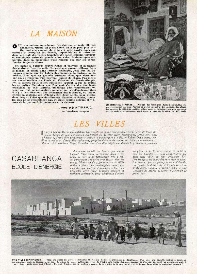 MAROC Terre d'Avenir Swsca188