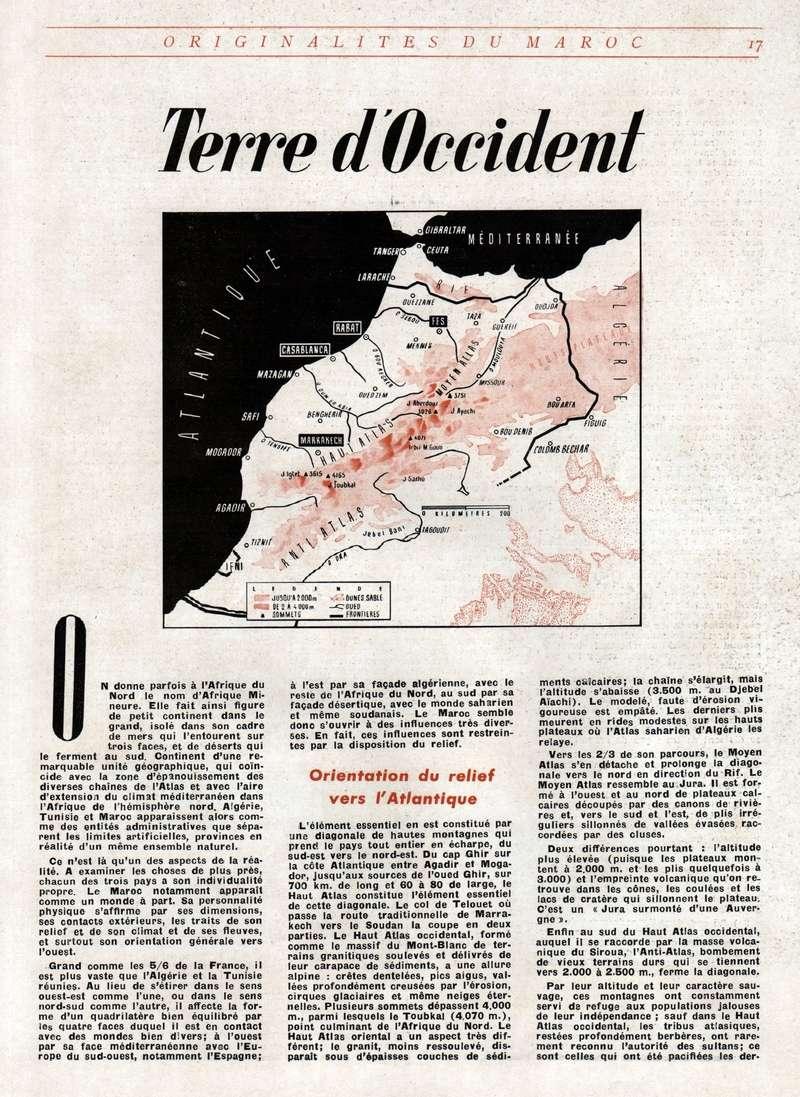 MAROC Terre d'Avenir Swsca199