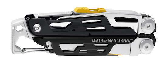 Nouveau multitool: le Leatherman Signal Signal12