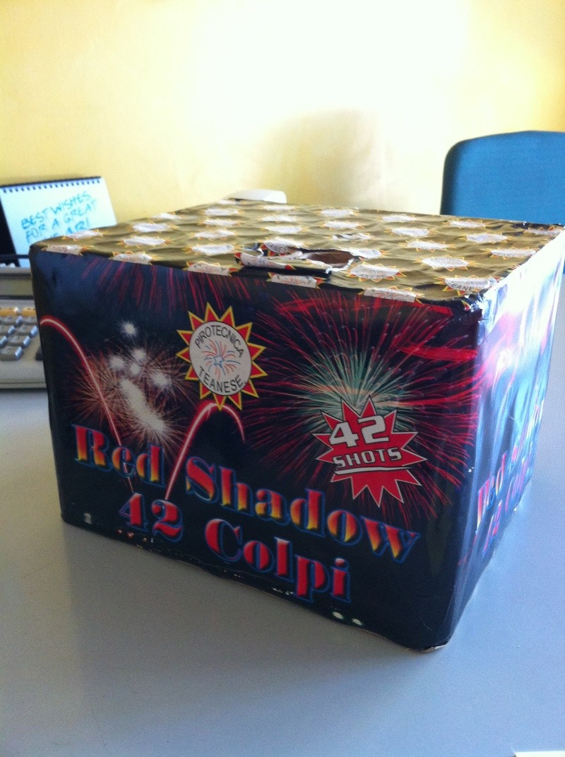 Art. 4200 Red Shadow 42 colpi 111