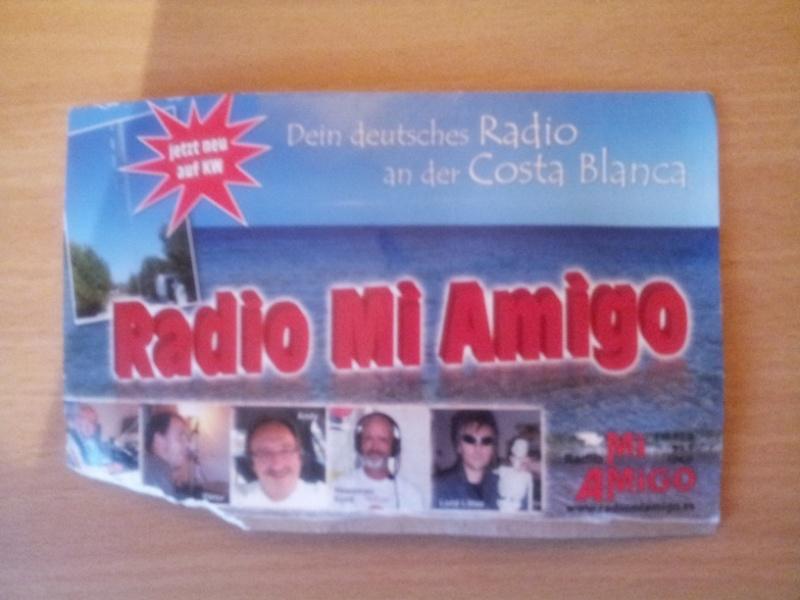 QSL de radio mi amigo Di_ami12