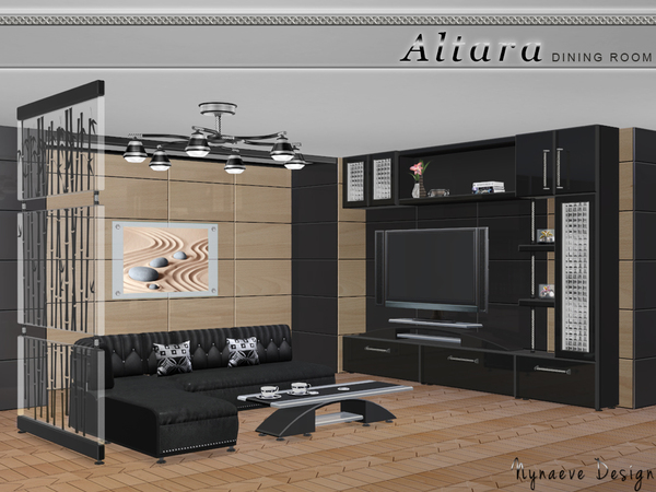 Altara Living Room by NynaeveDesign W-600h10