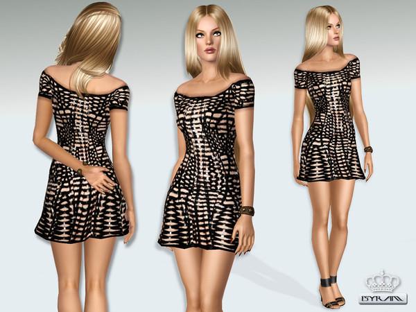 Melisandre Skater Dress by EsyraM W-600h23