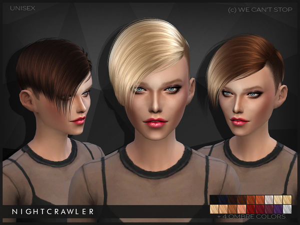 We Can't Stop Hair by Nightcrawler W-600h24