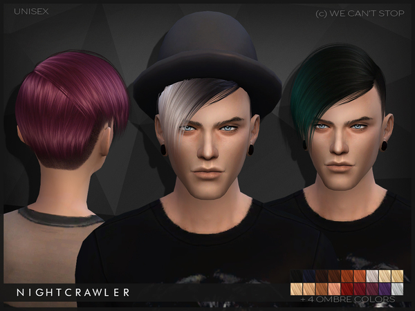 We Can't Stop Hair by Nightcrawler W-600h25