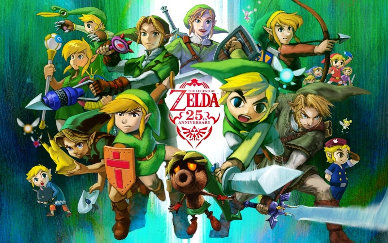 The legend of Zelda The-le11
