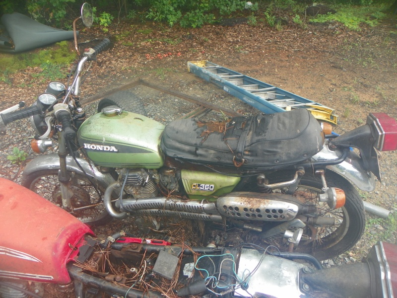 antique Honda restoration 00210