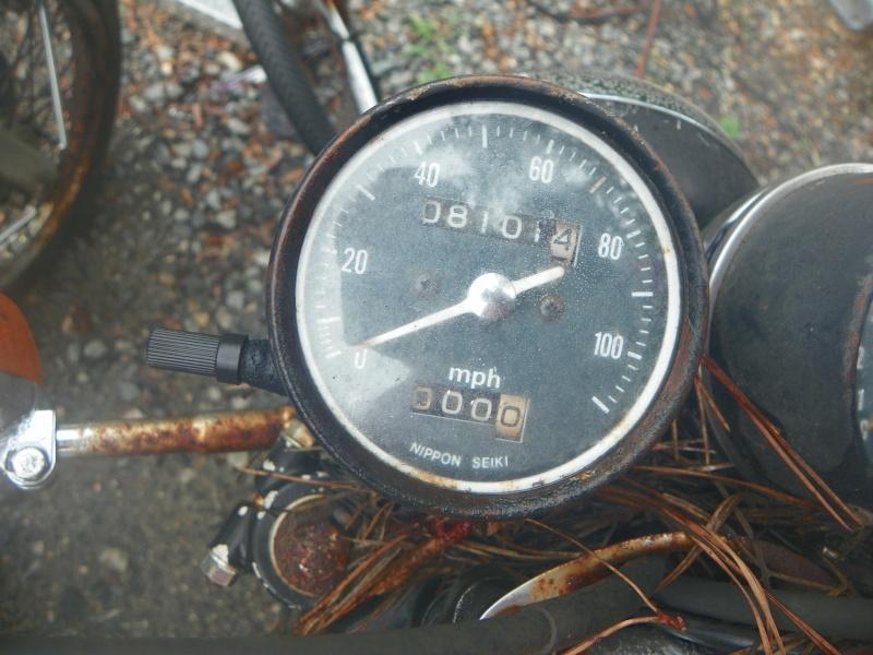 antique Honda restoration 00410