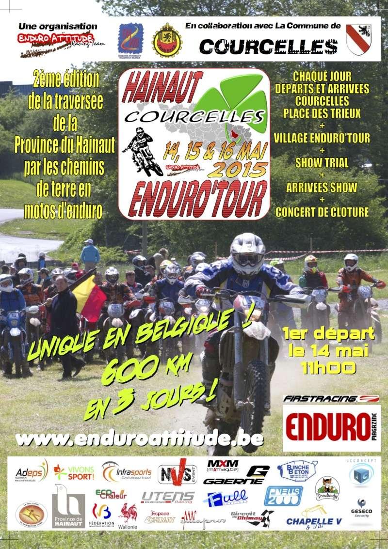 HAINAUT ENDURO'TOUR 2015 Enduro10