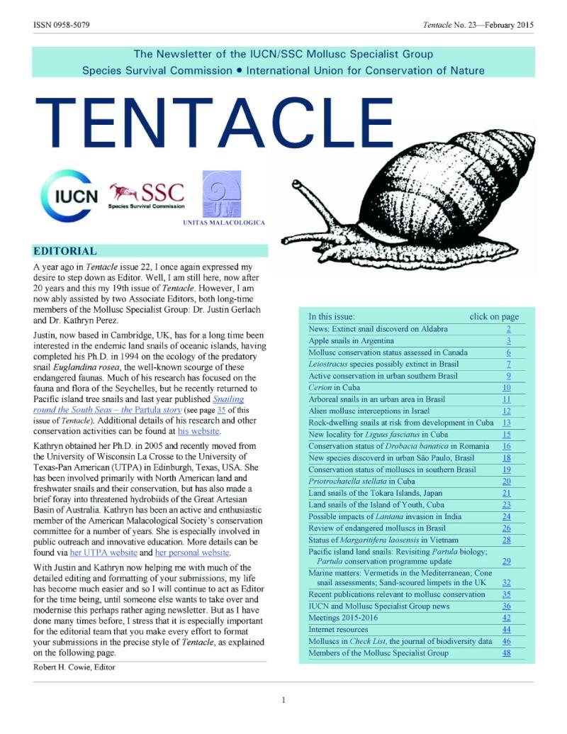 Revue Tentacle  Tentac11