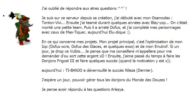 Candidature Ti-Banjo et Anna-Lyse (Accepté) Repons12