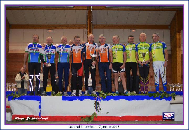 National UFOLEP cyclo cross Fourmi10