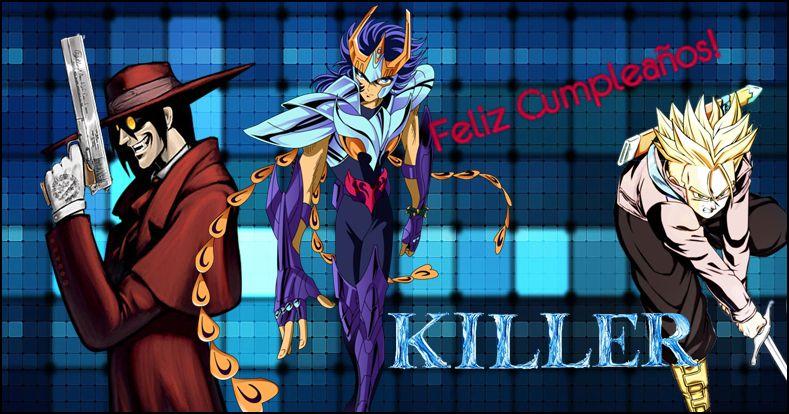 Feliz cumple Karoll y Killer. Killer10