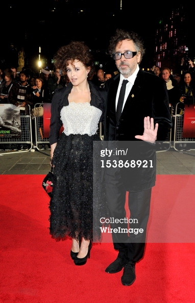 "Helena et Tim au "" London Film Festival "" 15386810"