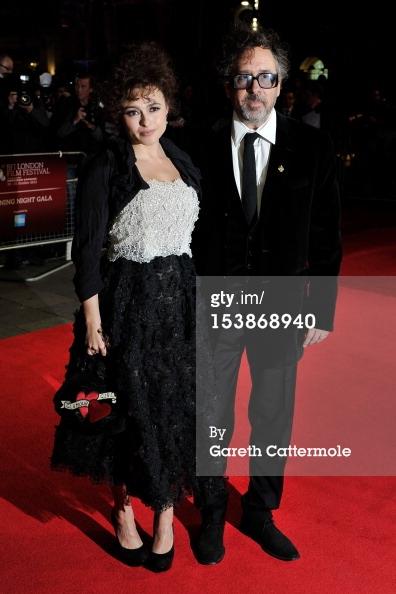 "Helena et Tim au "" London Film Festival "" 15386812"