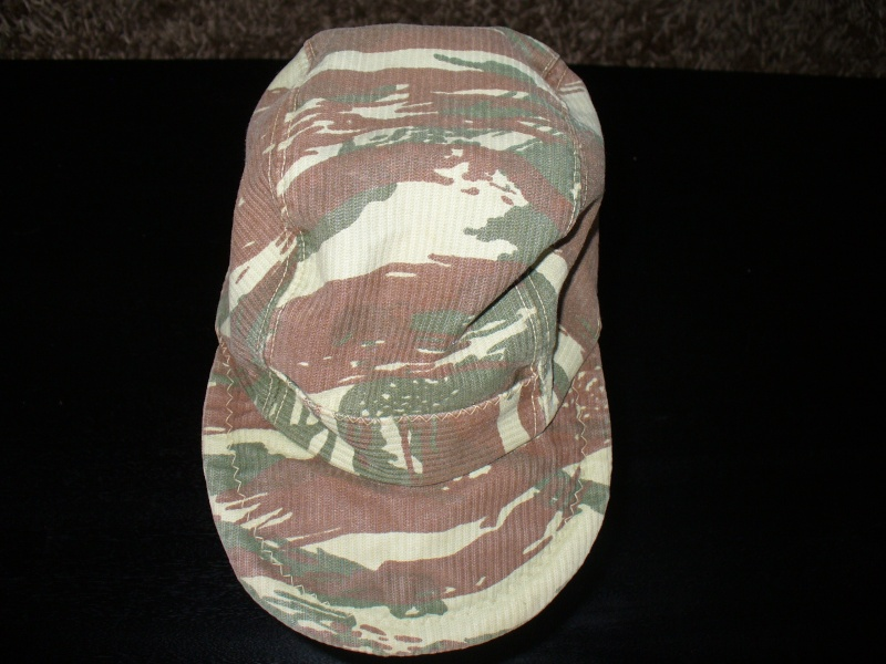 Unknown Camo Hat - Please assist in identification if you can P1060011