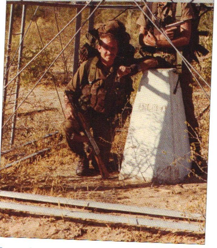 44 Para Brigade chest webbing P110