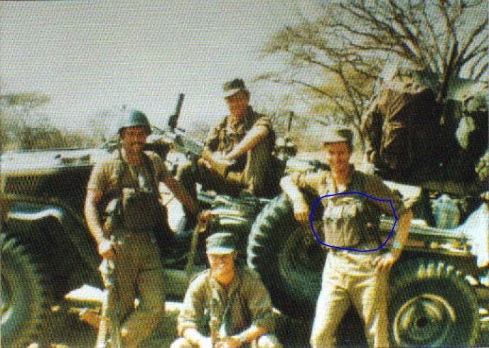 44 Para Brigade chest webbing P210