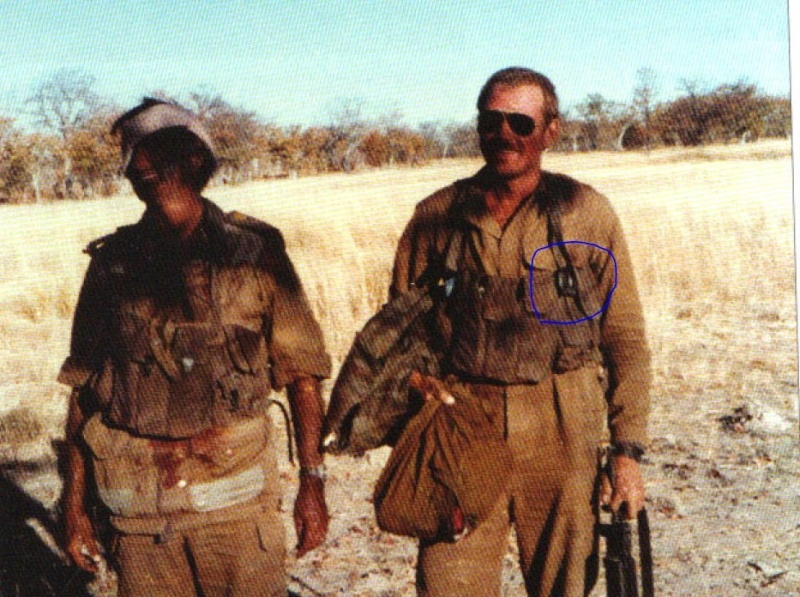 44 Para Brigade chest webbing P310