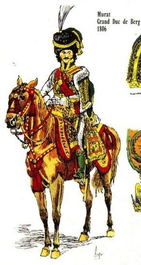 Murat duc de Berg Murat110