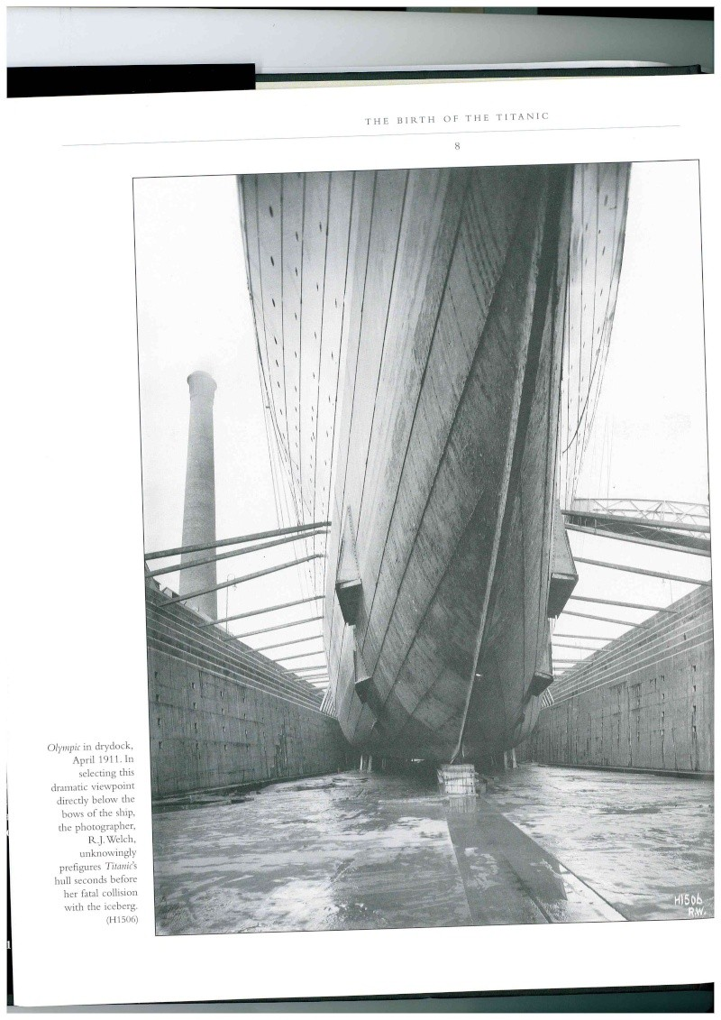 titanic - Rifacimento scafo Titanic Hachette 2012 - Pagina 2 Stem0012