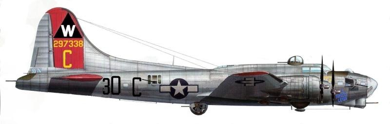 Recherche d'info sur le B-17G The Tarheel Lemon - Page 10 Numyri12