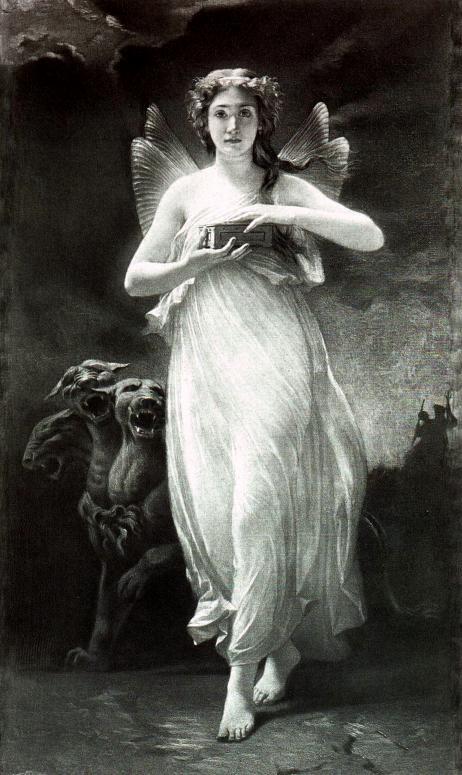 القصيد السيمفونى الجنية Psyche من اشهر اعمال سيزار فرانك Psyche11
