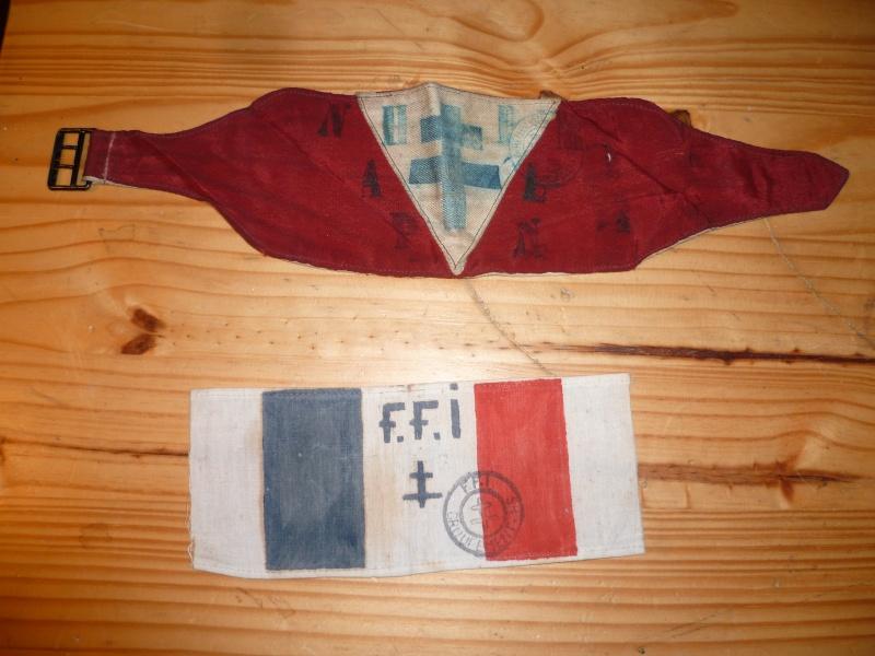 Ma collection Résistance, libération, DP Brassa12
