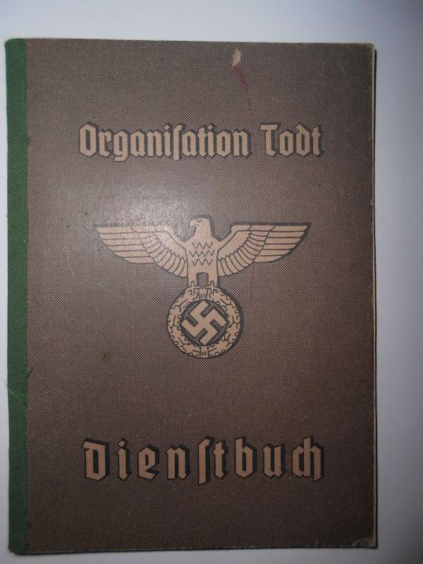 Traduction d'un livret de l organisation todt Livret13