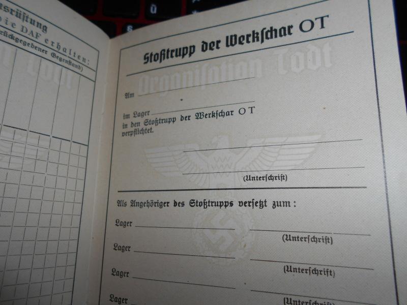 Traduction d'un livret de l organisation todt Livret19