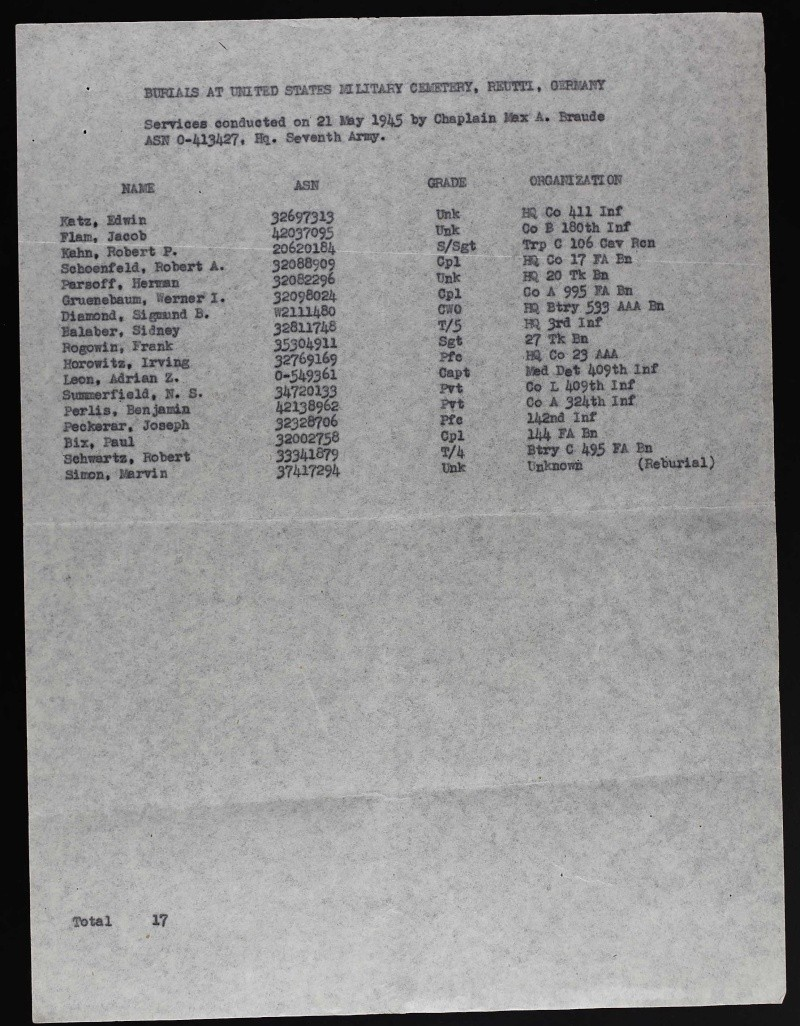 Vos lettres US ww2 Rogowi13