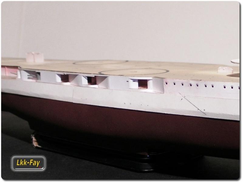 """Des Kaisers Flaggschiff """"Von der Tann"""", M 1:250 - Seite 2 Sany0019"""