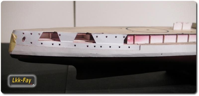 """Des Kaisers Flaggschiff """"Von der Tann"""", M 1:250 - Seite 2 Sany0024"""