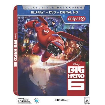 Les jaquettes DVD et Blu-ray des futurs Disney - Page 6 Big10