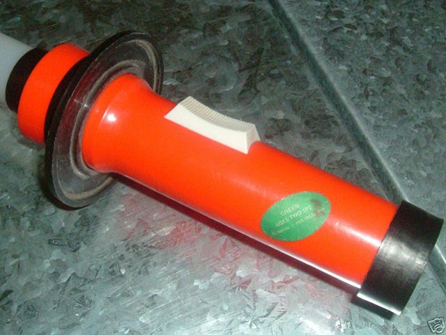 Newbie..1977 Christmas memory - Light Saber toy Force-10