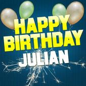 Happy birthday Julian (bedheadjulian) Julian10