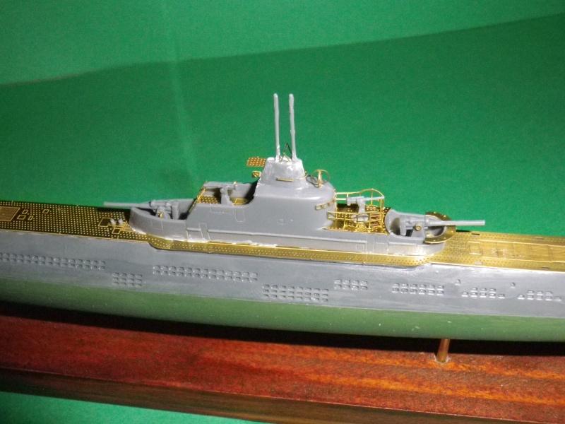 """Mikromir: sous marins Russe au 1/350 """" K21"""" Imgp3113"""