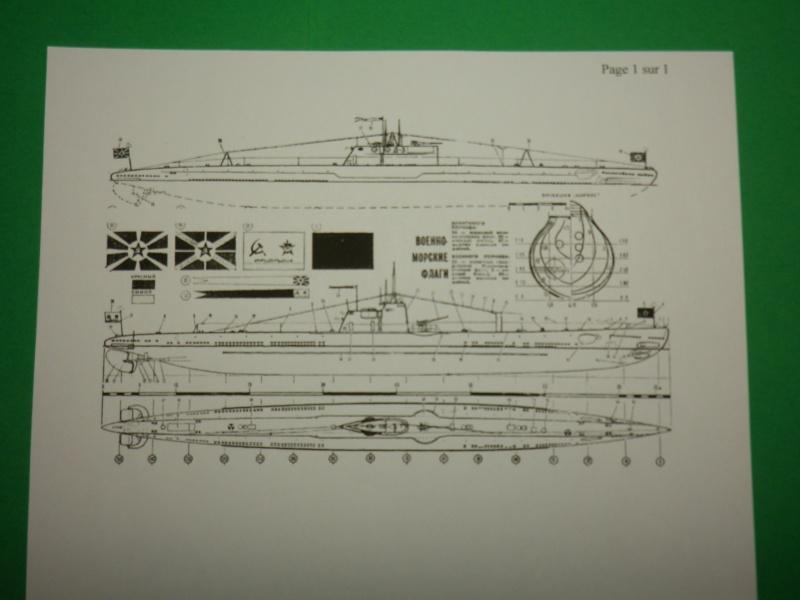 Encore- Models:Sous marins Russe au 1/400 Imgp3218