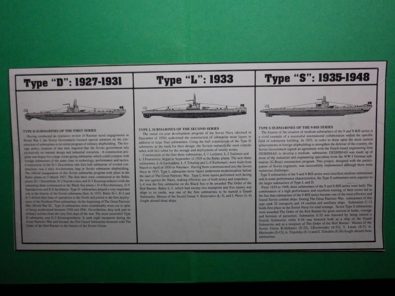 Encore- Models:Sous marins Russe au 1/400 Imgp3238