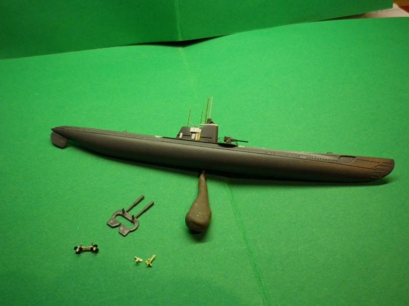 Encore- Models:Sous marins Russe au 1/400 Imgp3247