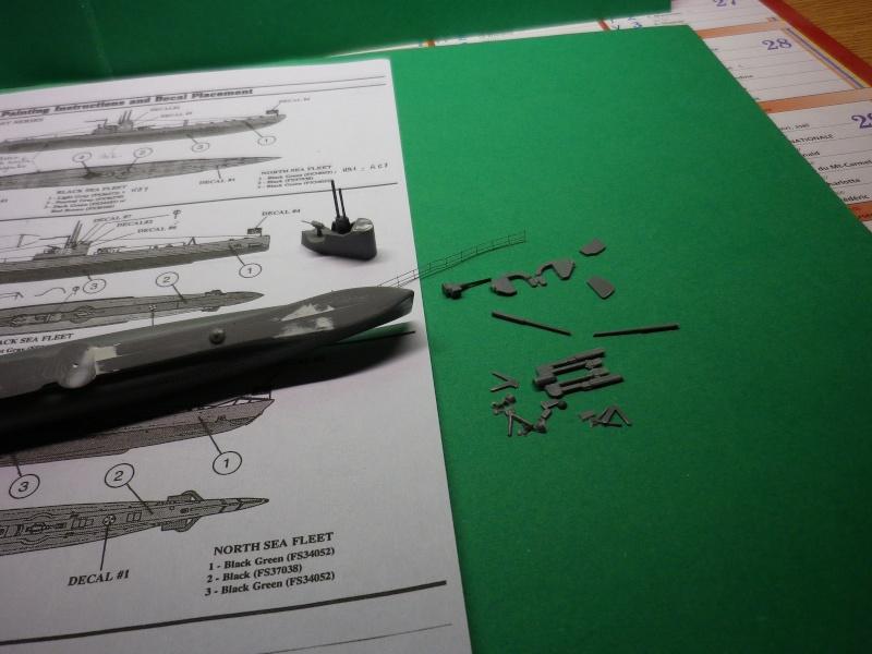 Encore- Models:Sous marins Russe au 1/400 Imgp3259