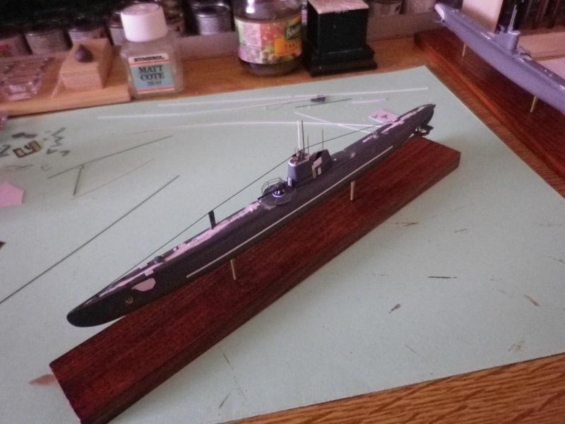 Encore- Models:Sous marins Russe au 1/400 Imgp3310