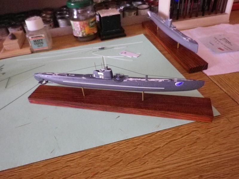 Encore- Models:Sous marins Russe au 1/400 Imgp3311