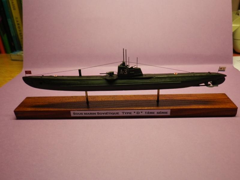 Encore- Models:Sous marins Russe au 1/400 Imgp3318