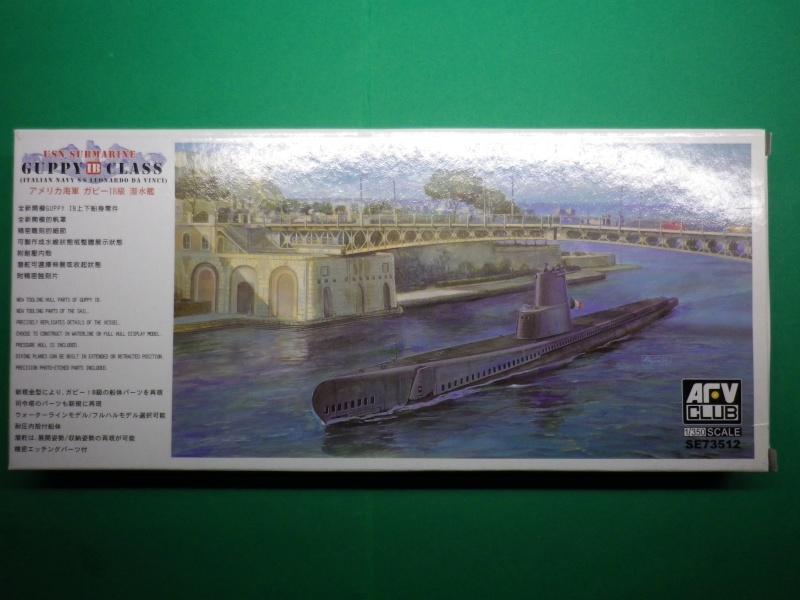sous marins Guppy AFV - CLUB au 1/350 Imgp3322