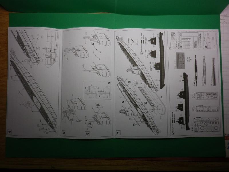 sous marins Guppy AFV - CLUB au 1/350 Imgp3329